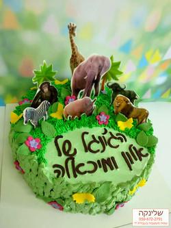 Animals-cake