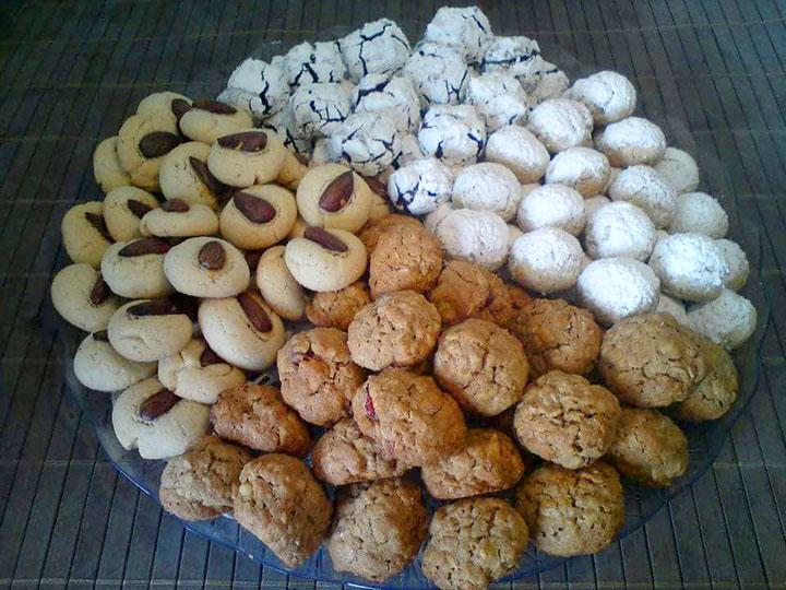 מגש-אירוח-ארבע-סוגי-עוגיות