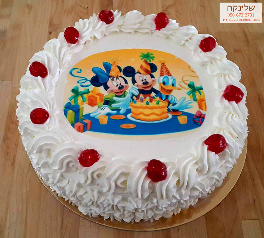 Mickey-Mouse-Minnie-Mouse-Donald-Duck-cake