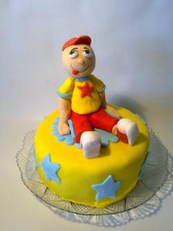 עוגת יובל המבולבל