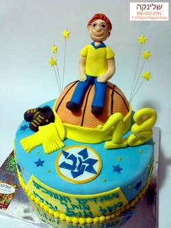 Maccabi-cake