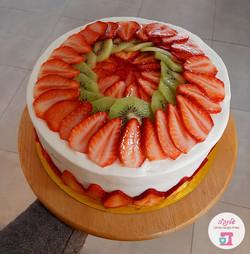 עוגת-תותים