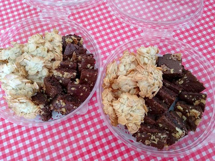 עוגיות-שקדים-וברואניז