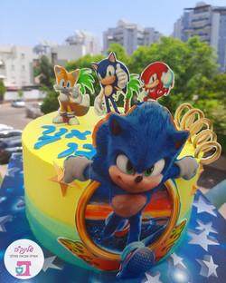 sonic-cake