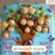 עוגות בצק סוכר למבוגרים