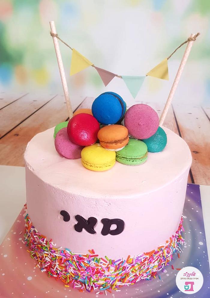 Macaroni-cake