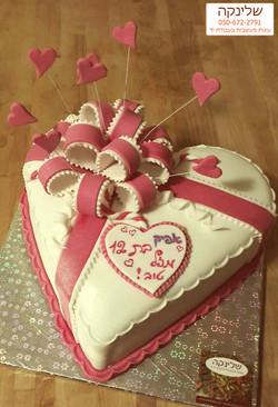 Heart-Cake