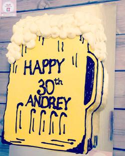 Beer-Cake