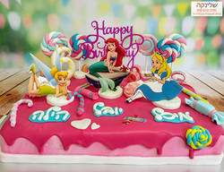 The-Little-Mermaid-Alice-in-Wonderland-c