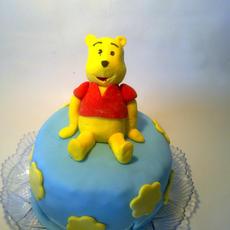עוגת פה הדב אישית