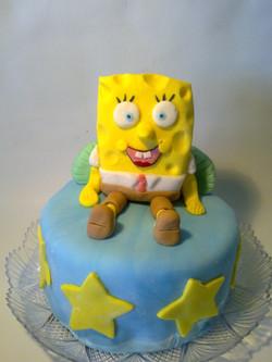 עוגות בוב ספוג