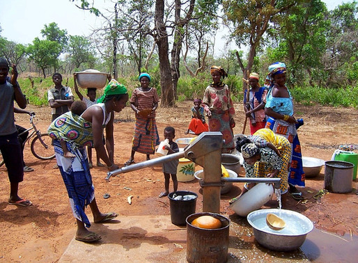 Water and Power in Africa: Issues in Developing both Technical and Human Capacity for Critical Needs