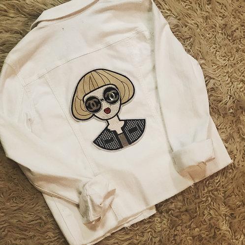 Coco jean jacket