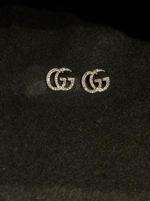 GG Diamond earrings