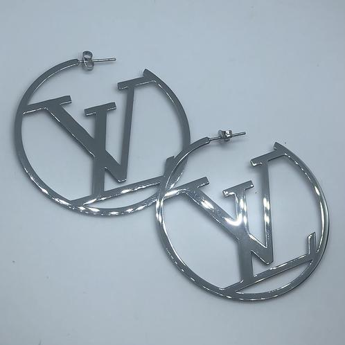 Louis Vuitton hoops