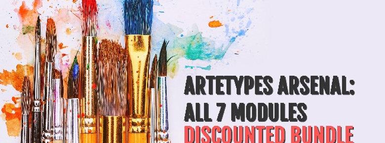 ArtEtypes 7 Module - FULL PROGRAM Bundle