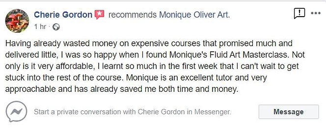 monique_oliver_fluid_art_masterclass_paint_pouring_course_testimonial