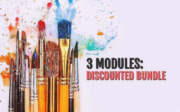 ArtEtypes 3 Module - Special Offer Bundle