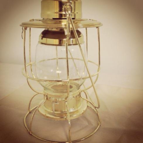 VINTAGE OIL LAMPS - $5 each