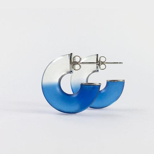 HORIZON HOOPS - BB / GRADIENT BLUE