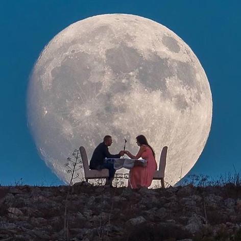 満月ワイン🍷