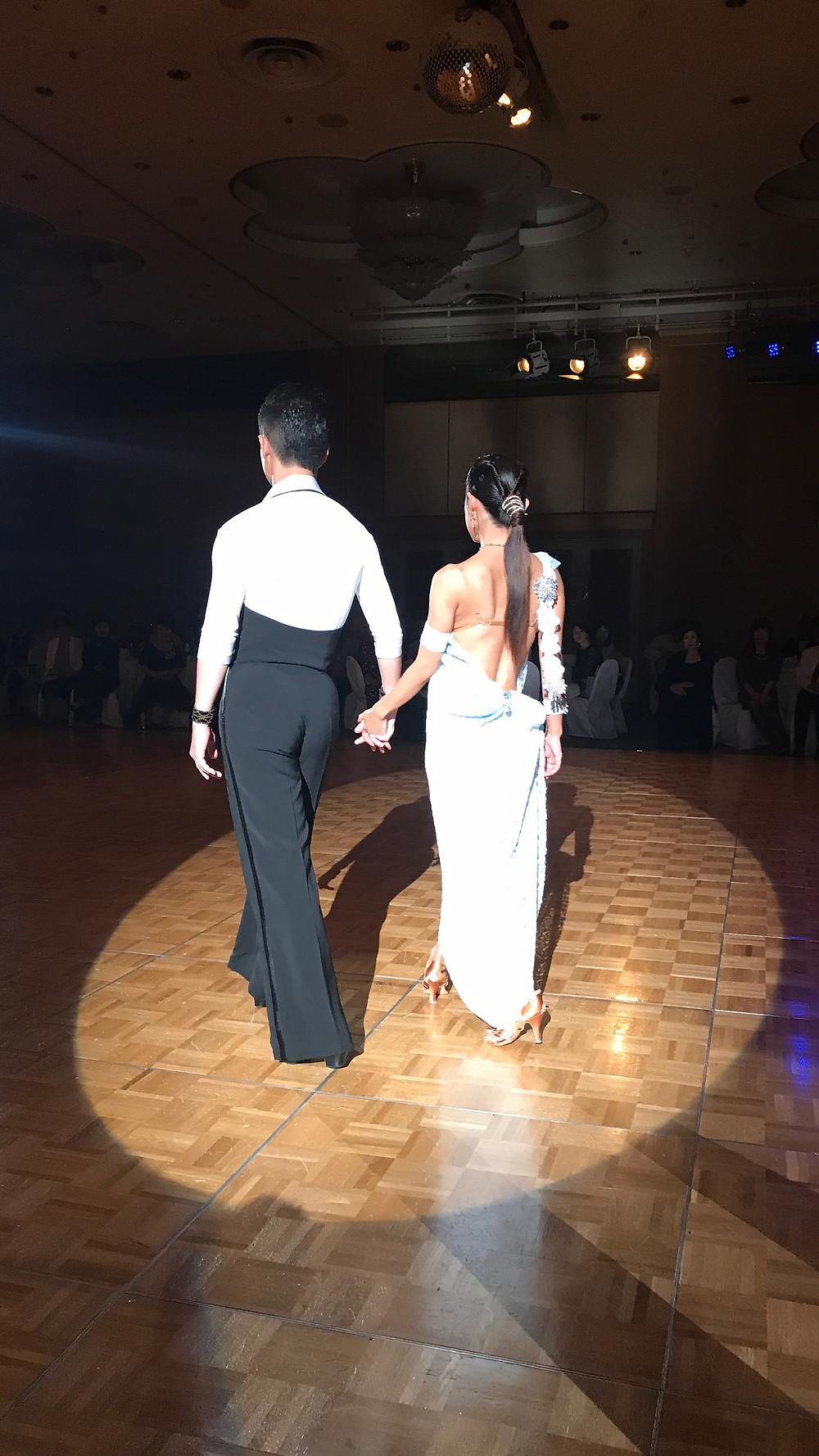 佐々木ダンス教授所・岡村弘人/浅田有子