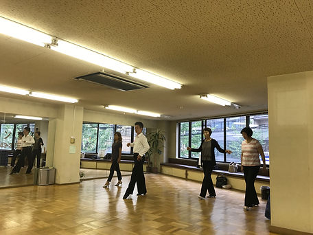 佐々木ダンス教授所/河原町教室