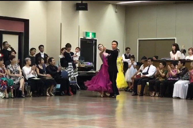 Hiroto&Yukiko Tango