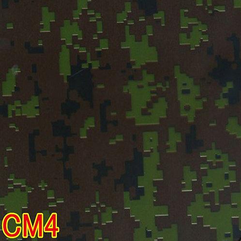 CM4カモフラージュ柄フィルム
