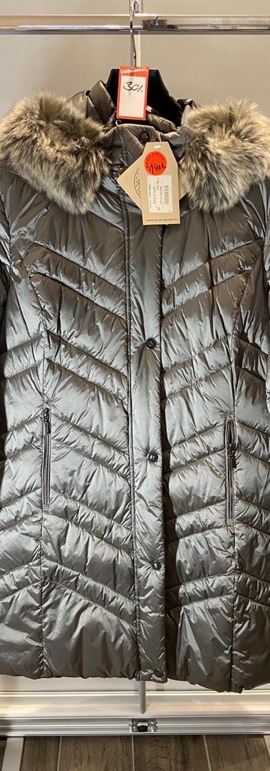 WEGA Mantel silber