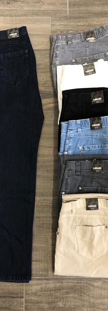Kj Brand Betty Jeans - Lady Su