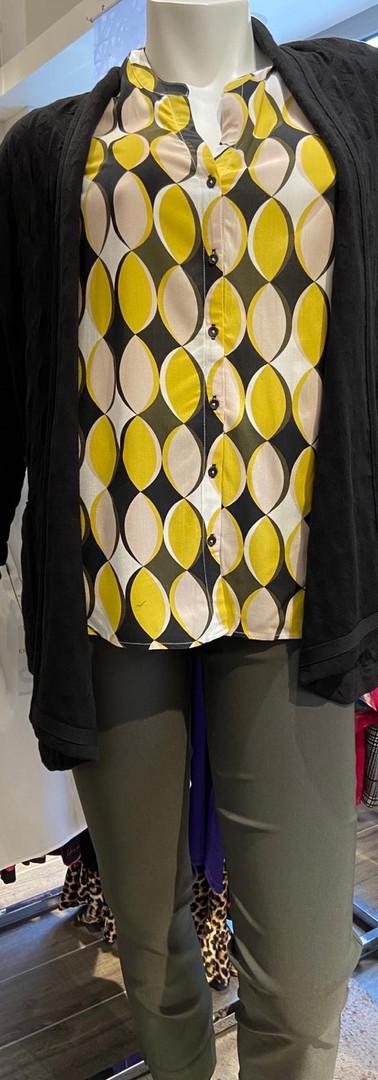 Frapp Fashion Glasmacher Strcikjacke bei Lady Su