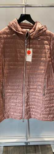 Elena Miro Steppjacke rose-Lady Su