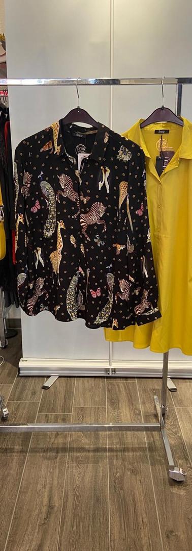 Frapp Fashion bei Lady Su