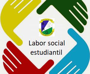 Labor social estudiantil año 2021