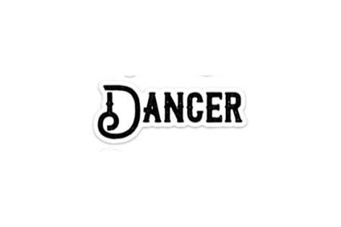 Dancer (5in Sticker)