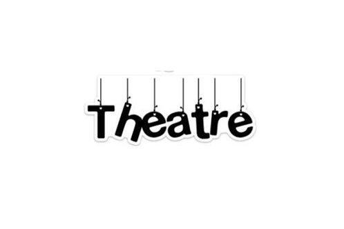 Theatre (5in Sticker)