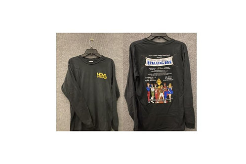 25th Annual Putnam County Spelling Bee (Long Sleeve)