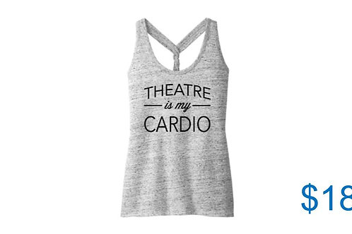 Theatre Is My Cardio (Tank)