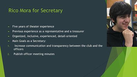 Rico Mora Secretary Campaign Slide.pptx.