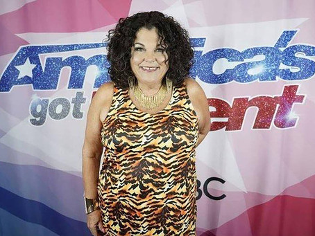 'AGT' finalist Vicki Barbolak's career going just swimmingly