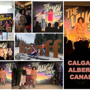 Vicki Teaches Calgary Audience #TraceYourBody