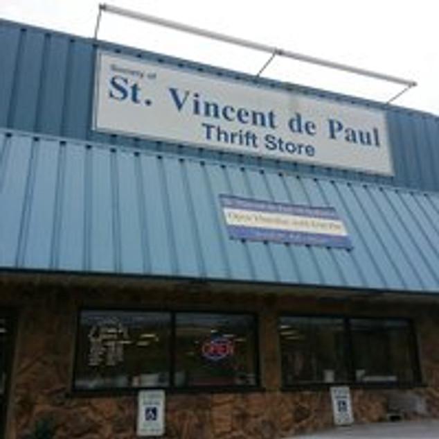 St. Vincents Thrift Shop