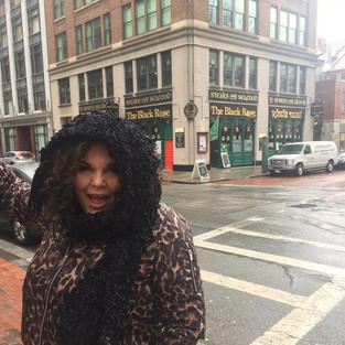 Boston experience
