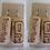 Thumbnail: 2 pair Trailer Nasty Wine Cork Earrings