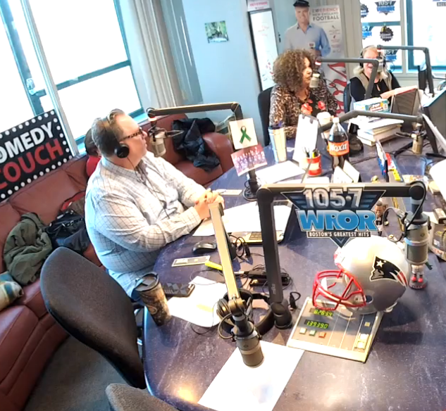 On the Radio in Boston