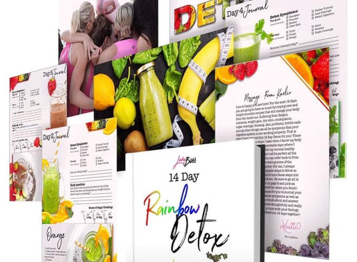 Ignite your Weight loss with the NEW 14 Day Detox!