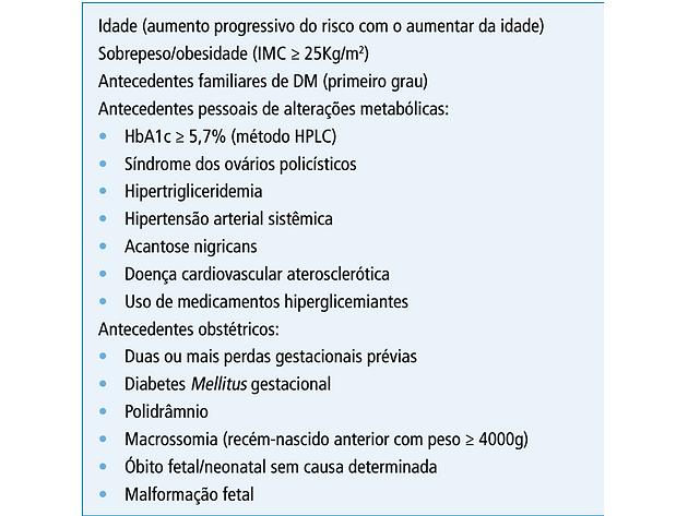 Dieta por diabetes gestacionaldos