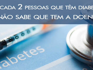 Os números do diabetes no brasil