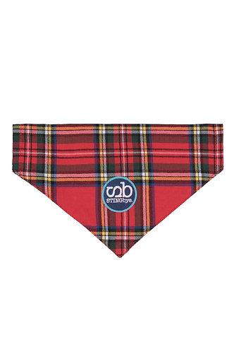 Pañuelo Antiparasitario para Perros Modelo Escocés